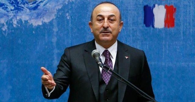 Bakan Çavuşoğlu: Kaşıkçı olayında gereken adımları atacağız