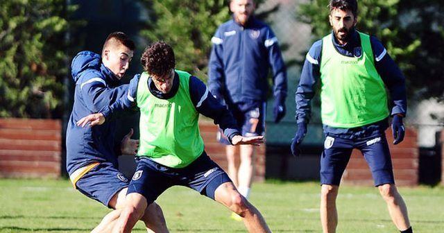 Başakşehir'de Trabzonspor maçı hazırlıkları başladı