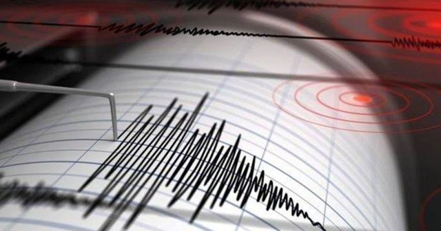 Bursa'da 3,8 şiddetinde deprem