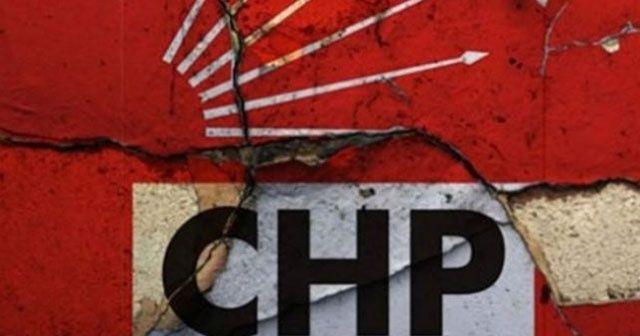 CHP'de aday krizi! 160 üye istifa etti