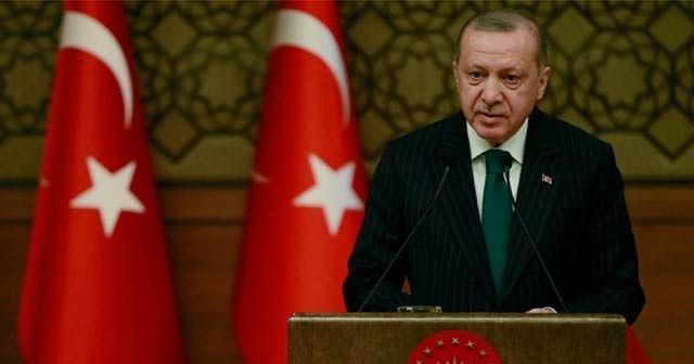 Cumhurbaşkanı Erdoğan: Ay sonunda seçim manifestomuzu açıklayacağız