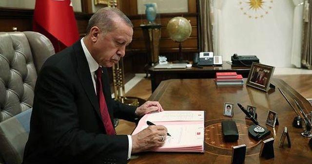 Cumhurbaşkanı Erdoğan imzaladı! Nihat Hatipoğlu'na yeni görev
