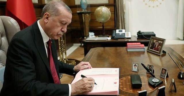Cumhurbaşkanı Erdoğan imzaladı! O ismin tüm mal varlığı donduruldu