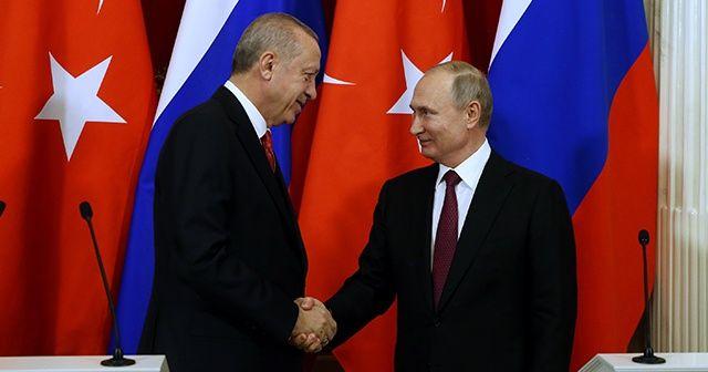 Cumhurbaşkanı Erdoğan ve Putin'den Avrupa'ya tepki: Mektup bizi şaşırttı