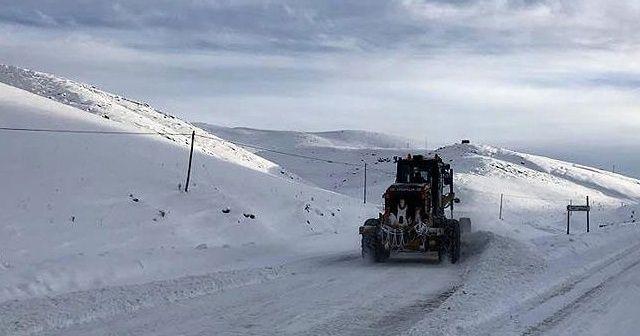 Doğu Anadolu için buzlanma ve don uyarısı yapıldı