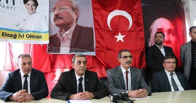 Elazığ'da CHP ve İYİ Parti'nin seçim ittifakı