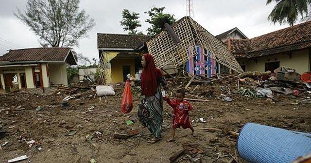 Endonezya'daki heyalanda ölü sayısı 31'e yükseldi