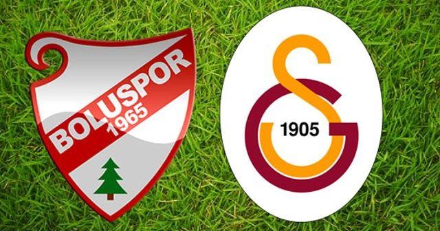 Ertelenen Boluspor-Galatasaray maçının tarihi belli oldu