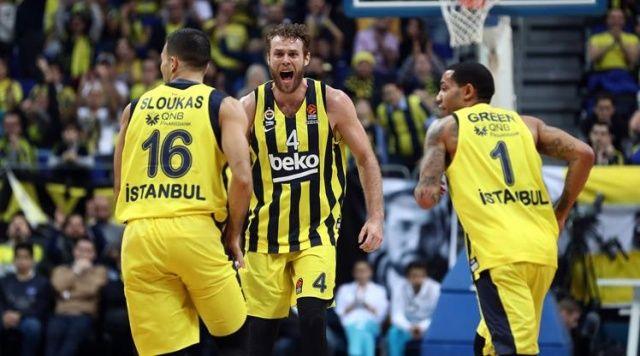 Fenerbahçe Beko, Zalgiris'e patladı