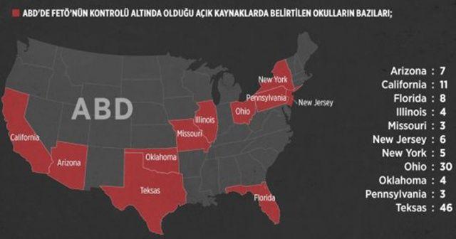 FORBES'ten ABD'ye FETÖ eleştirisi! İşte FETÖ'nün ABD'deki beyin yıkama merkezleri
