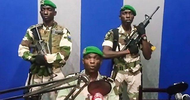 Gabon'da darbe girişiminin lideri tutuklandı