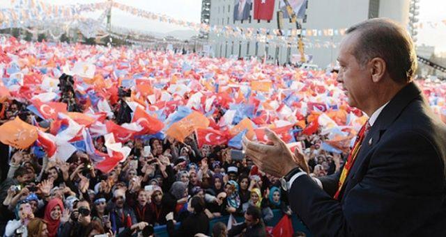 Göç mağduru AK Parti