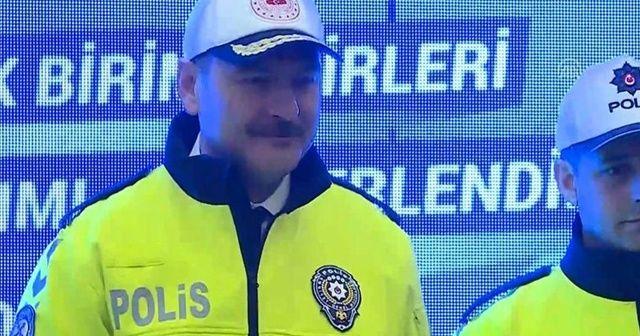 İçişleri Bakanı Süleyman Soylu: 'Yaya öncelikli trafik için devlet eylem yapacak'