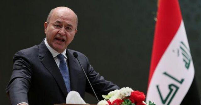 Irak Cumhurbaşkanı Berhem Salih, Türkiye'ye gelecek