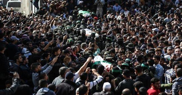 İsrail güçleri 2018'de 312 Filistinliyi şehit etti