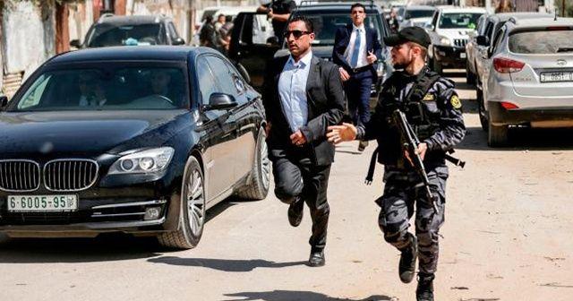 İsrailli yerleşimcilerden Filistin Başbakanına saldırı