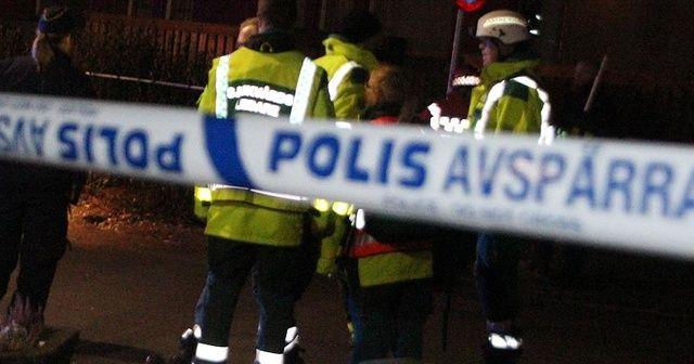 İsveç'te camiye silahlı saldırı