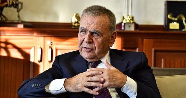 İzmir'de Aziz Kocaoğlu yeniden aday