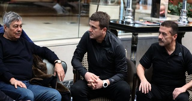 Lucescu'dan DG Sivasspor'a ziyaret