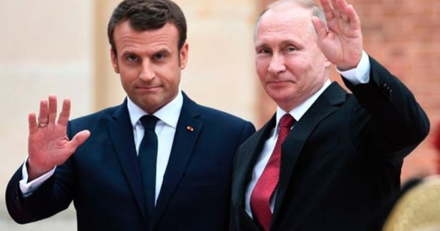 Macron'dan Suriye açıklaması: Operasyonları devam edecek