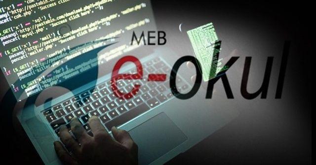 MEB'in sistemini hackledi kendi notlarını değiştirdi