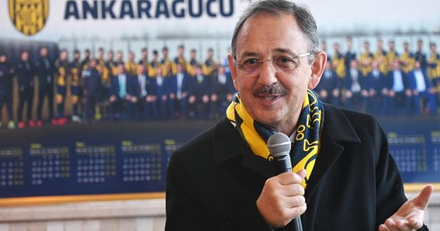 Mehmet Özhaseki: Ankaragücü maç için bir daha dışarı gitmeyecek