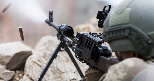 Milli Savunma Bakanlığı: 5 terörist etkisiz hale getirildi