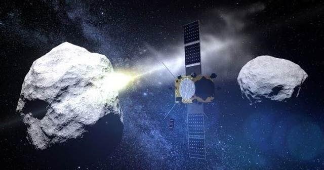 NASA asteroid'lere karşı kullanacağı silahı için tarih verdi