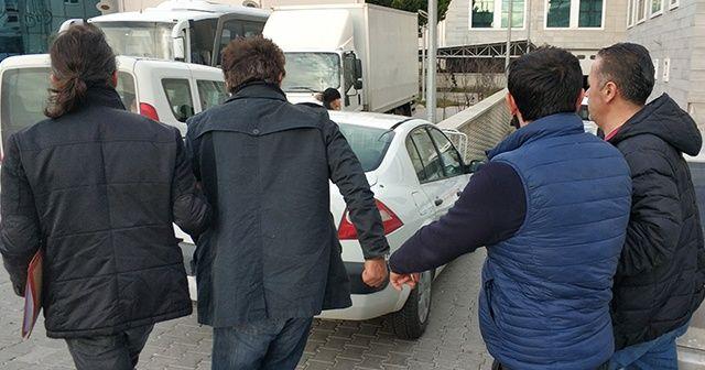 Otomobil hırsızları adli kontrol şartıyla serbest kaldı