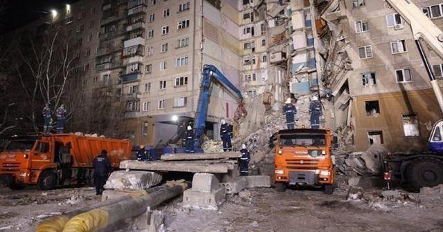 Rusya'da ölü sayısı 39'a yükseldi