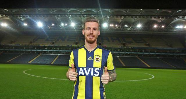 Serdar Aziz, resmen Fenerbahçe'de