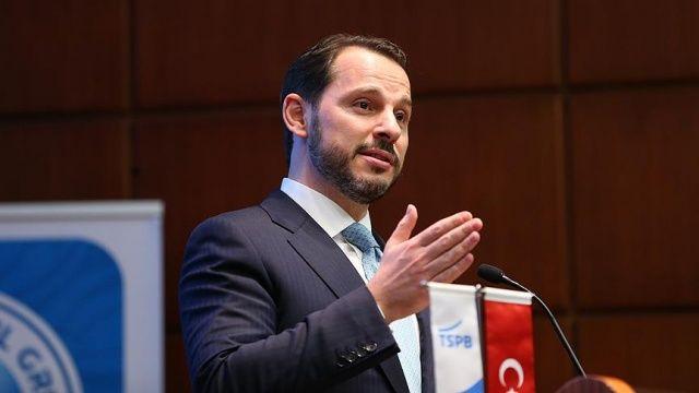 Son dakika: Hazine ve Maliye Bakanı Berat Albayrak'tan önemli açıklamalar