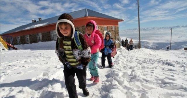 Son dakika! KAR TATİLİ OLAN İLLER |Perşembe kar tatili olan şehirler ve Bugün Kar tatili olan iller, 10 Ocak Perşembe Kar tatili olan okullar