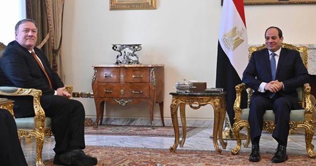 Pompeo: Trump Suriye'de yeniden askeri eyleme geçmek istiyor