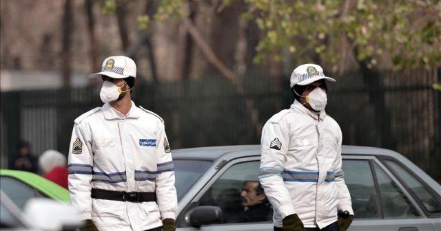Tahran'da hava kirliliği nedeniyle 'sokağa çıkmayın' uyarısı