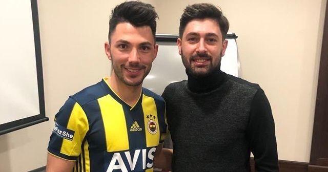 Tolgay Arslan imzayı attı! Fenerbahçe formasını giydi