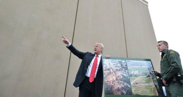 Trump ile Demokratlar arasındaki 'duvar kavgası' devam ediyor