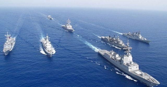 Türk Silahlı Kuvvetleri, denizlerde dev bir tatbikata hazırlanıyor