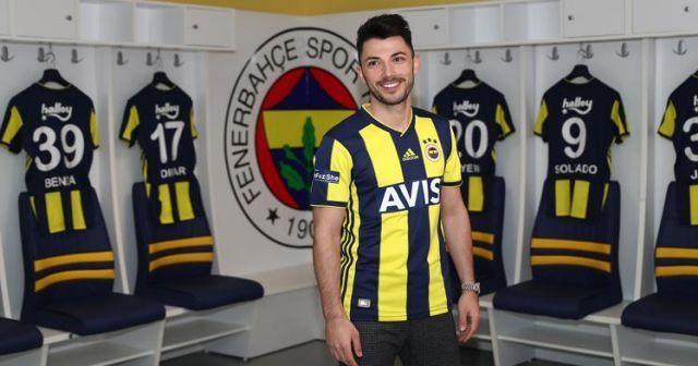 Ve Tolgay Arslan Fenerbahçe'de! İşte detaylar...