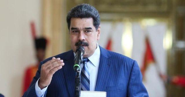 Venezuela Devlet Başkanı Maduro'nun Peru'ya girişi yasaklandı