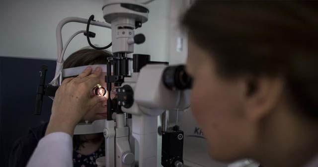 Yabancı hastanın göz sağlığı için ilk tercihi Türkiye