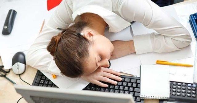 Yetersiz uyku, sağlık problemlerine yol açabilir