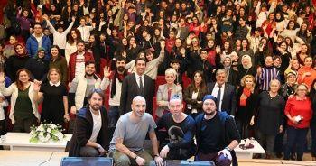 'Vizyon Koleji yeni yılda da öğrenme, kültür ve sanat etkinliklerinin adresi olacak'
