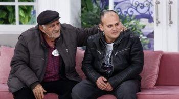 14 yıldır kayıp oğluna Esra Erol'da kavuştu