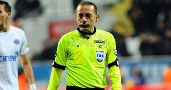 Akhisarspor-Beşiktaş maçının VAR'ı Cüneyt Çakır oldu