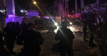 Ankara'da korkutan yangın: 5 ölü