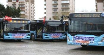 Ankara'da toplu taşımada yeni dönem! Bu pazartesi başlıyor