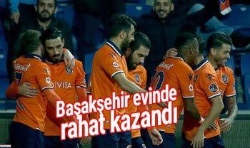 Başakşehir Kasımpaşa Maç özeti golleri izle! Başakşehir Kasımpaşa maçı kaç kaç bitti?