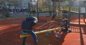 """Başkan Büyükkılıç: """"Temiz, güvenli ve donanımlı parklar çocukları bekliyor"""""""