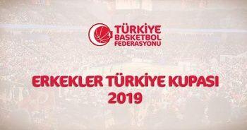 Basketbol Erkekler Türkiye Kupası'nda eşleşmeler belli oldu!